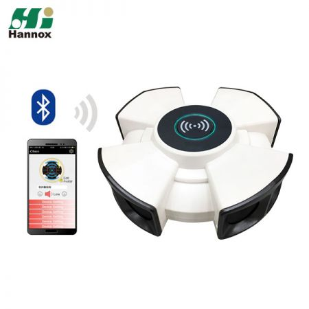 Digital 8 Speaker Bluetooth Pest Repeller - Digital 8 Speaker Bluetooth Pest Repeller