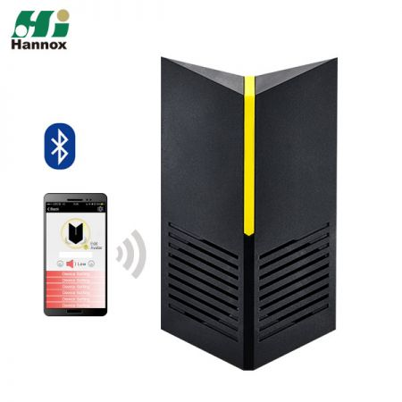 Bluetooth Ultrasonic Mouse Repeller - Bluetooth Ultrasonic Mouse Repeller