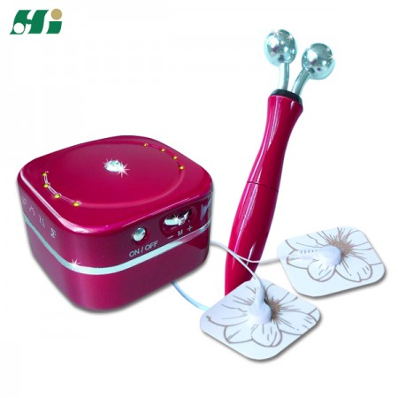 Electric Beauty Combo Set - 2 patches - Facial EMS Massager