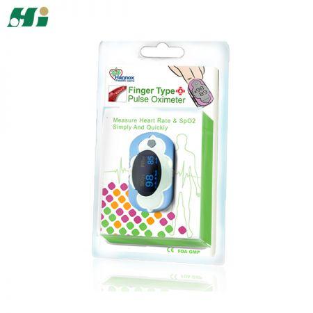 Oxímetro de pulso de dedo OLED - Oxímetro de pulso de dedo OLED