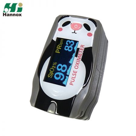 OLED Finger Pulse Oximeter for Children - Finger Pulse Oximeter for Children