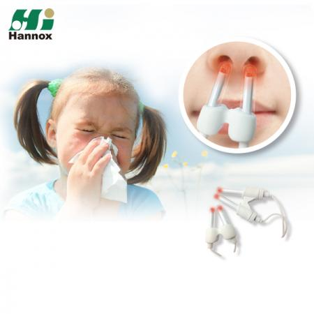 Infrared Nasal Allergy Reliever