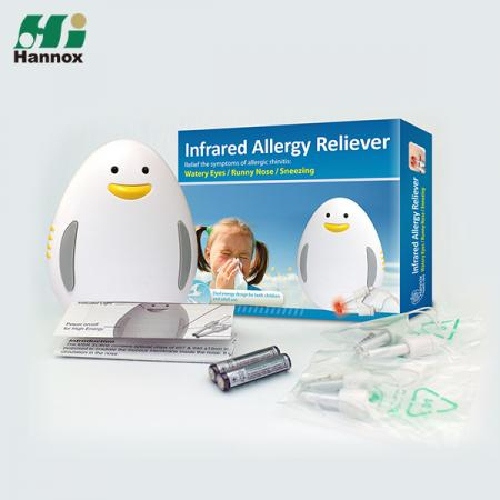 Infrared Allergy Reliever