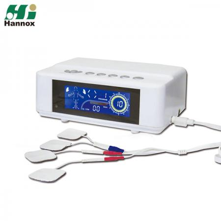 Interferential Current Pain Relief & Slimming Apparatus - Deluxe Interferential Current Therapy