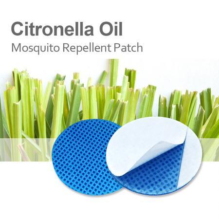 Mosquito Repellent Patch (Citronella)