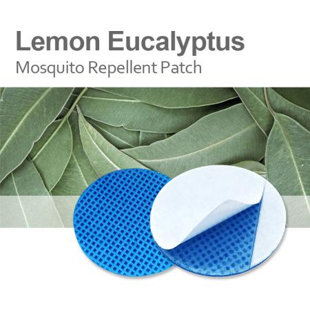 Mosquito Repellent Patch (Lemon Eucalyptus)