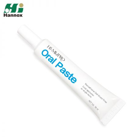 Hi-MUPRO Oral Paste (Concentration) - oral wound rinse