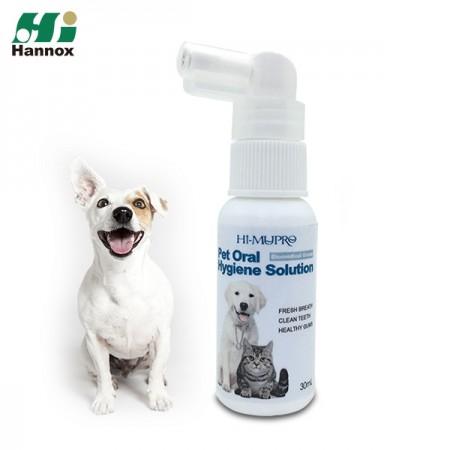 Pet Oral Hygiene Solution - Pet Oral Hygiene Solution