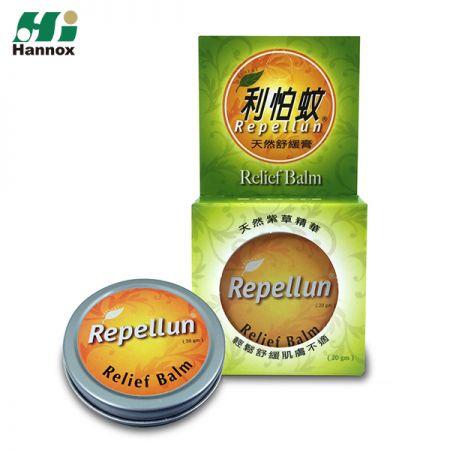 Natural REPELLUN® Relief Balm - Natural REPELLUN Relief Balm