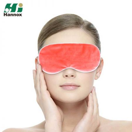 Himalayan Salt Eye Mask - Himalayan Salt Eye Mask