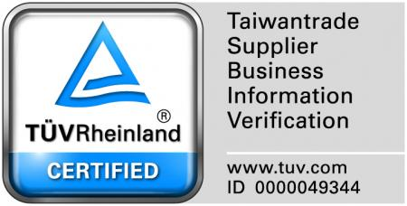 TUV-Rheinland-Certified