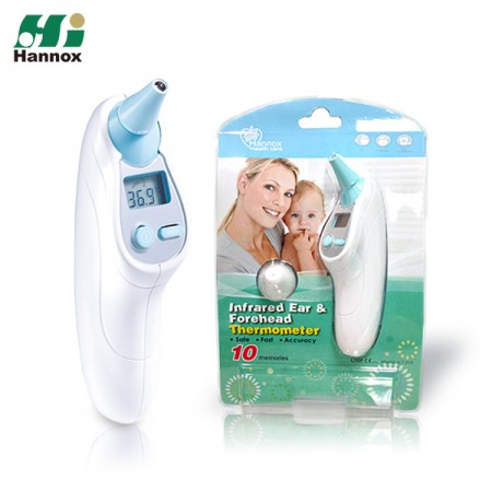 Infrared Ear Forehead Thermometer - Infrared Ear Forehead Thermometer