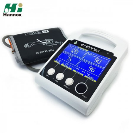 Smart Graphic Blood Pressure Monitor