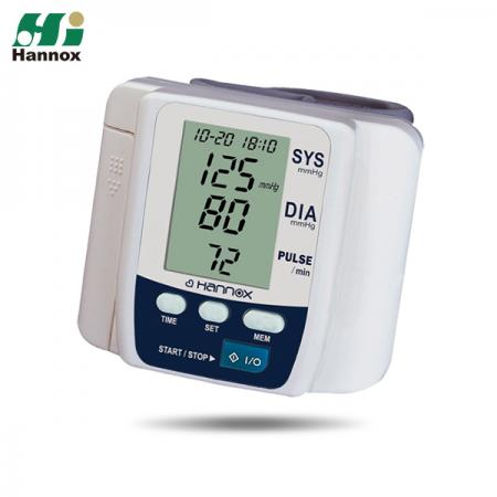 Wrist Type Blood Pressure Monitor