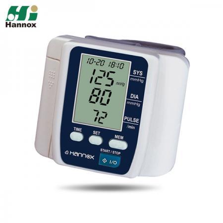 Wrist Type Blood Pressure Monitor - Wrist Type Blood Pressure Monitor