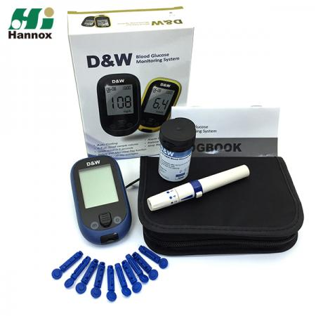 Blood Glucose Monitoring System Hi Hannox