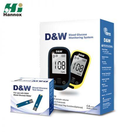 血糖モニタリングシステム(D&W) - D&W血糖計