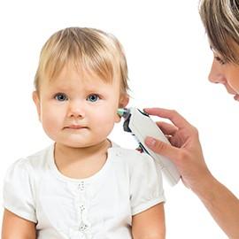 温度計 - 赤ちゃんのための赤外線温度計