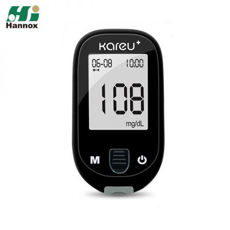 血糖値モニタリングシステム(KareU +) - KareU +血糖値計