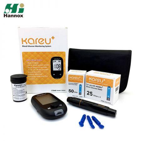 Blood Glucose Monitoring System Hi Hannox