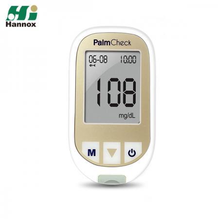血糖モニタリングシステム(PalmCheck) - PalmCheck血糖値計