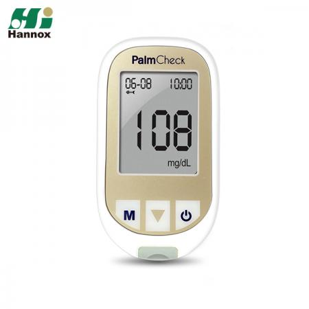 Blood Glucose Monitoring System (PalmCheck) - PalmCheck Glucometer