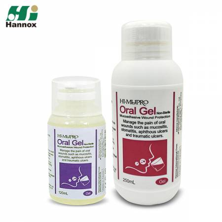 Oral Wound Rinse Oral gel