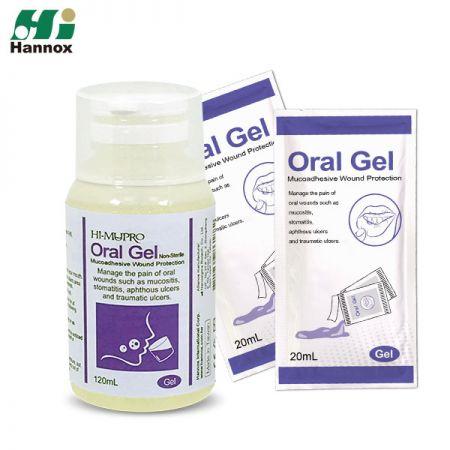 HI-MUPRO Oral Gel (Bottle) - Oral Wound Rinse Oral gel