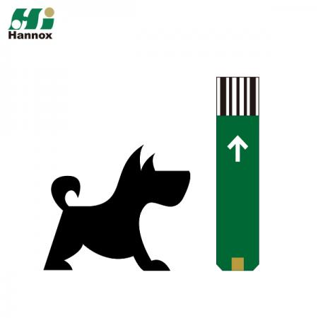 GDH-FAD Blood Glucose Test Strip (DOG) - GDH-FAD Blood Glucose Test Strip for dog