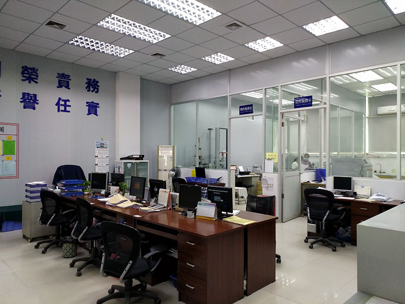 品質検査室