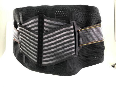 Soporte de cintura de tejido plano - Soporte de cintura de tejido plano