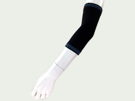 編み物 肘用サポーター - 編み物 肘用サポーター