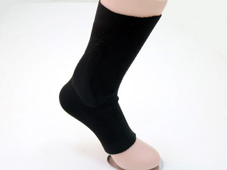 Flat Knitting Ankle Support