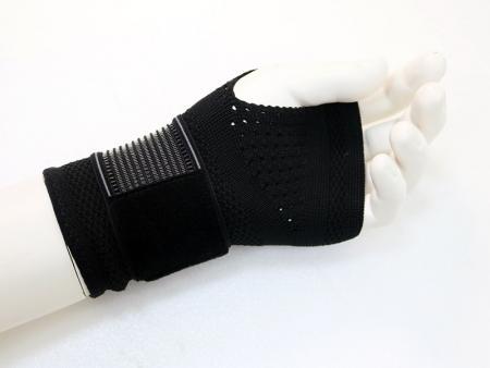 Flat Knitting Wrist Support
