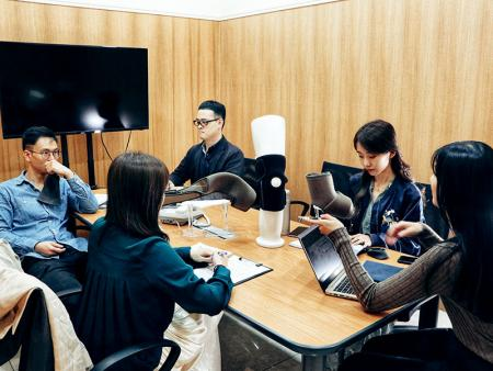 Product Development Meeting.