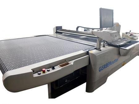 品名:Gerber自動裁床