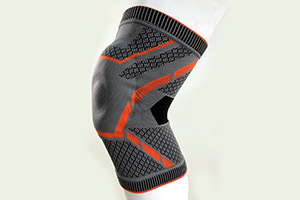 Knitting Knee Support