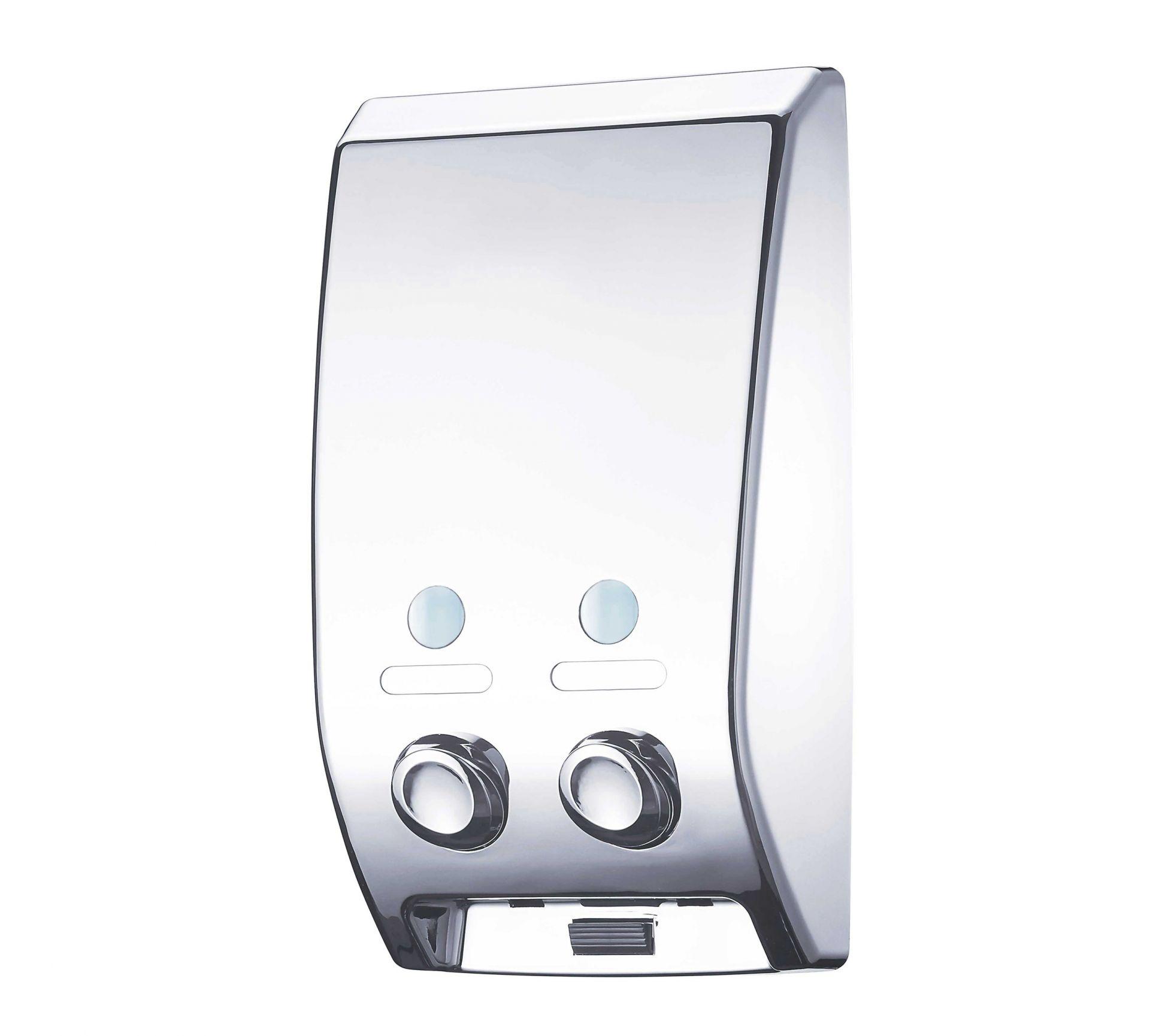 bathroom shampoo dispenser