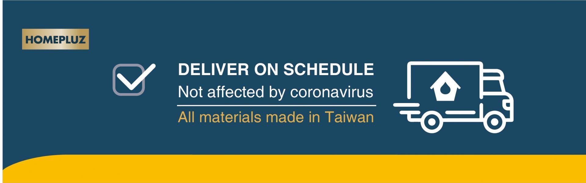 Homepluz Operation Not Affected by Coronavirus