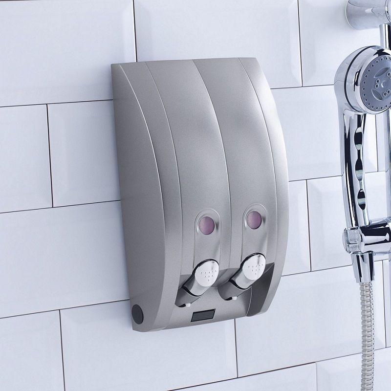 वॉल माउंट होटल साबुन डिस्पेंसर