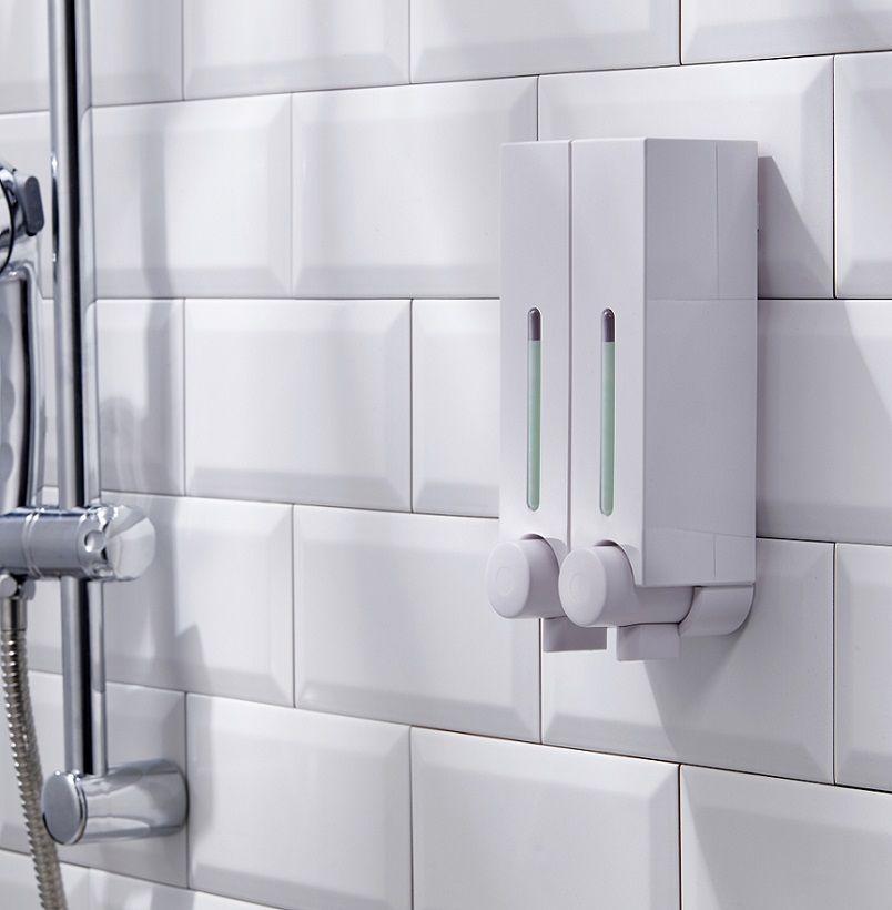 Wall Mounted Liquid Hand Soap Dispenser