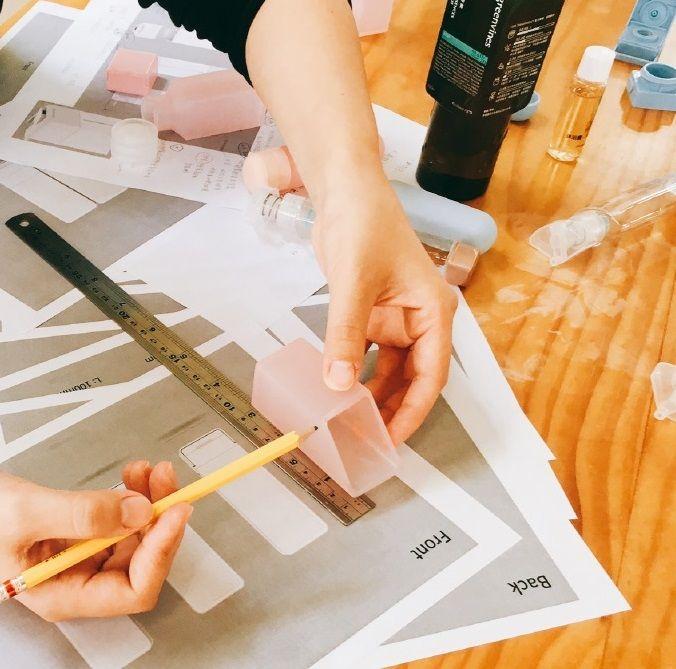 حل التصميم والإنتاج