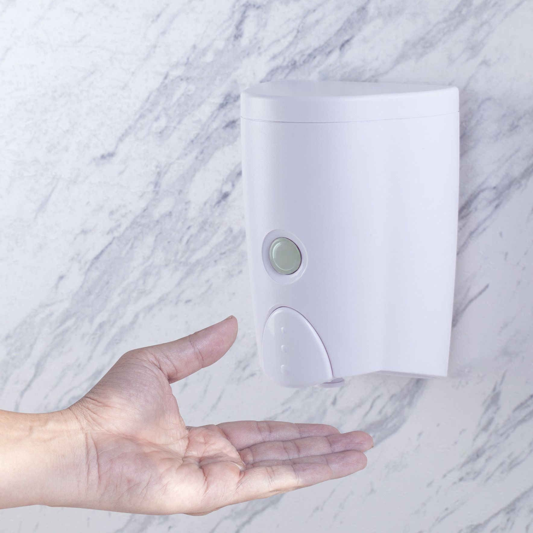 Easy Use Wall Mount Hand Soap Dispenser