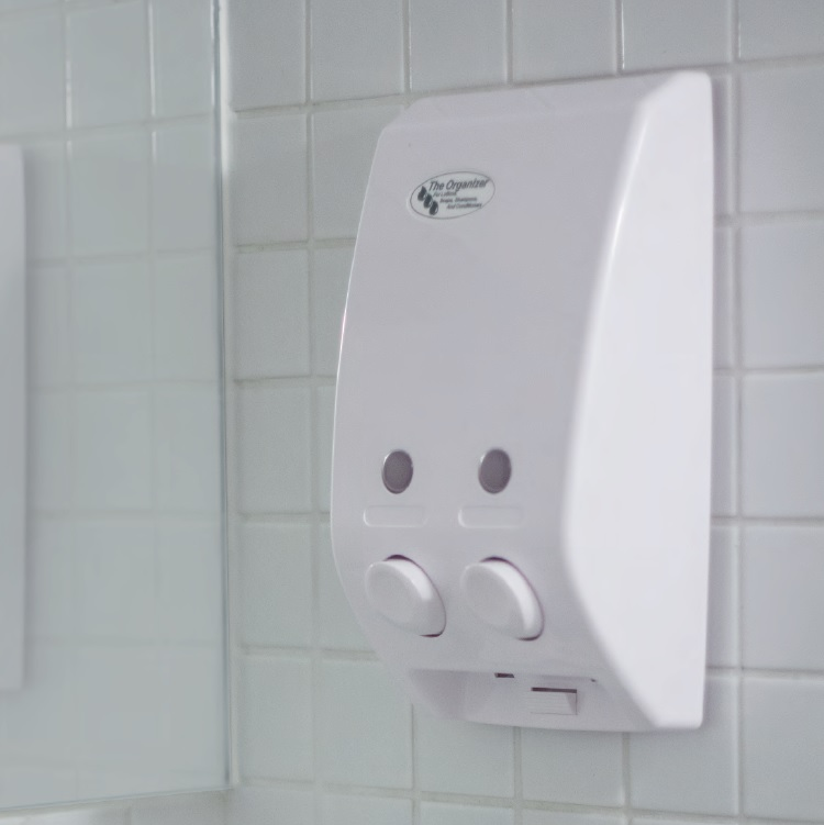 Wall Mount Hotel Soap Dispenser System