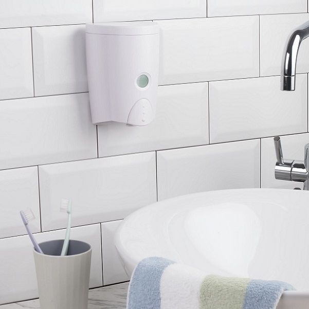Wall Mounted Easy Refill Kitchen Soap Dispenser