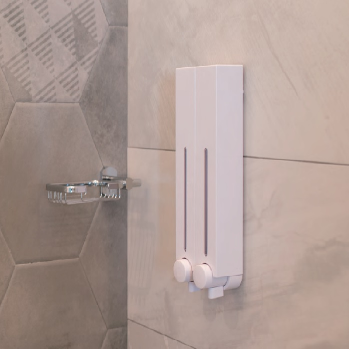 Wall Mounted Shower Dispenser