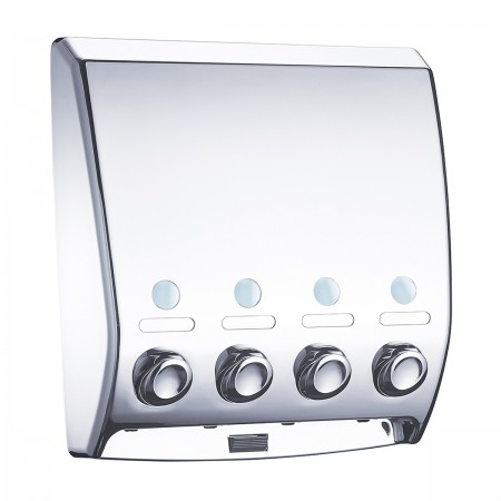 Multiple shower dispenser