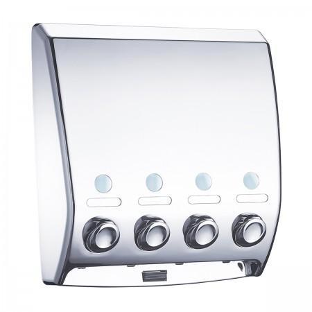 Multiple shower dispenser
