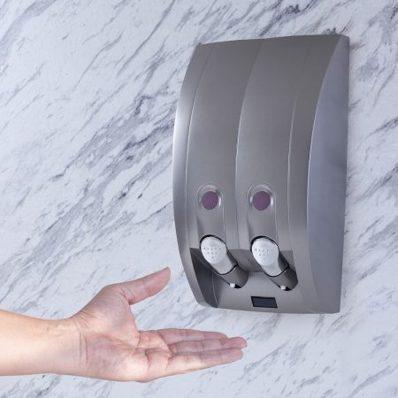 Large Size Hotel Amenities Dispenser