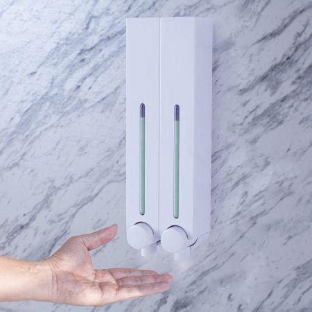 आईएसओ प्रमाणित कारखाने द्वारा औद्योगिक साबुन डिस्पेंसर